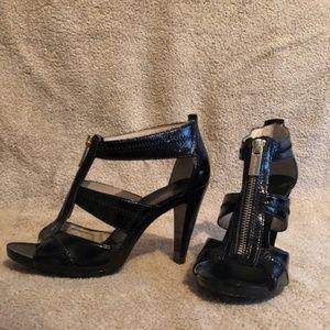 Michael Kors -  Berkley  T-Strap Dress Sandals